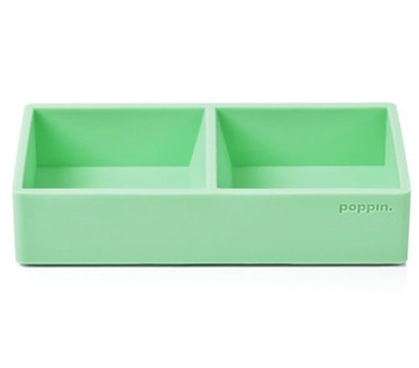 Soft This & That Tray - Mint Dorm Organizers Dorm Room Storage Dorm Room Decor