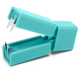 Staple Remover - Aqua College Supplies Dorm Necessities Dorm Supplies