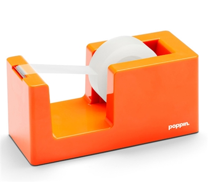 Tape Dispenser - Orange