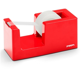 Tape Dispenser - Red