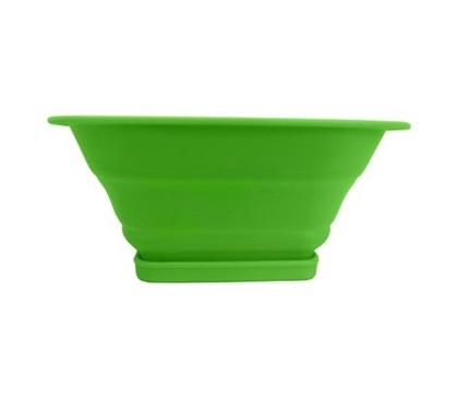 Collapsible Square Mini Colander Dorm Essentials College Cooking Supplies