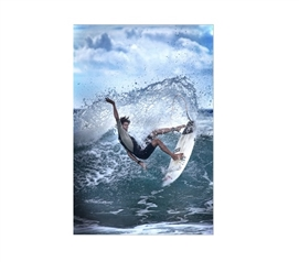 Water Ballet College Poster Dorm Room Decorations College Wall Decor