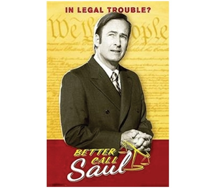 Better Call Saul - Billboard Poster