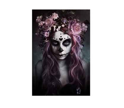 Dia De Muertos Dorm Poster Dorm Room Decorations