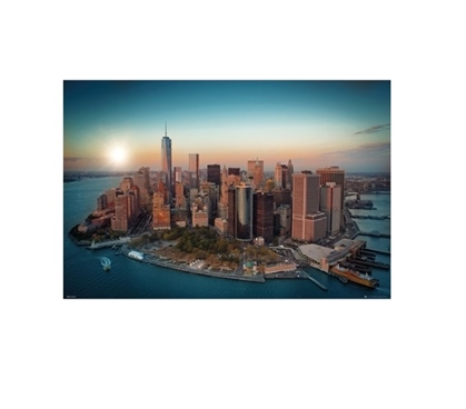 New York Freedom Tower - Manhattan Cool Posters for Dorm Rooms Dorm Room Decorations College Wall Decor