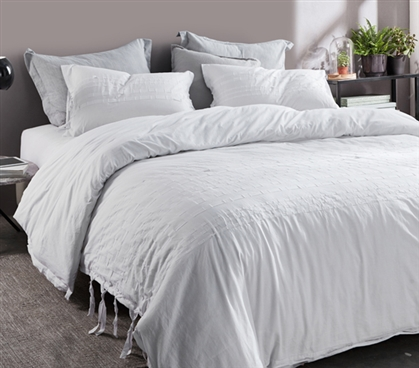 DIY Threads Textured Duvet Cover - Twin XL