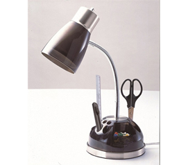 Multi-function Dorm Product - The Stay-Organized Dorm Desk Lamp - Item For College
