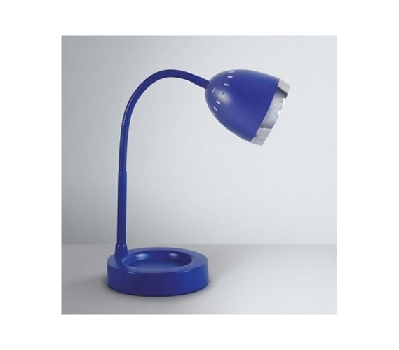 Radiant Dorm Desk Lamp - Blue - Radiant Dorm Desk Lamp - Blue College Products Cool Stuff For Dorm