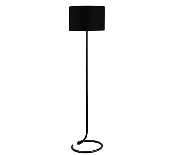 Snails tail floor lamp spiral black dorm room desk lamp cheap cool design snails tail floor lamp spiral black college lamp for studying mozeypictures Choice Image