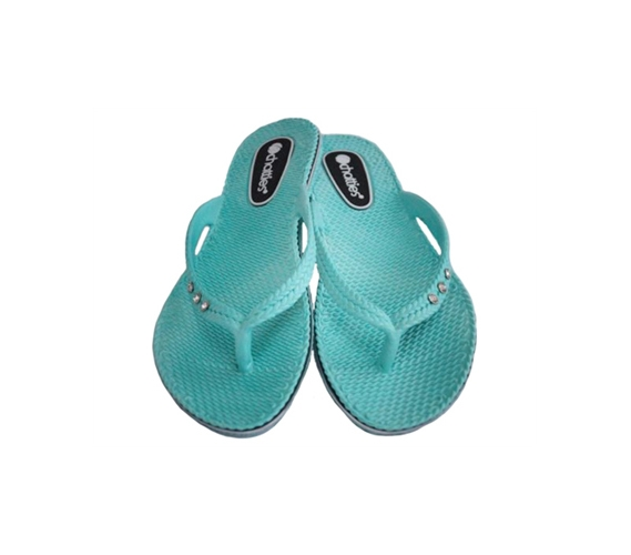 Seafoam Teal Chatties Shower Sandals Dorming Necessities