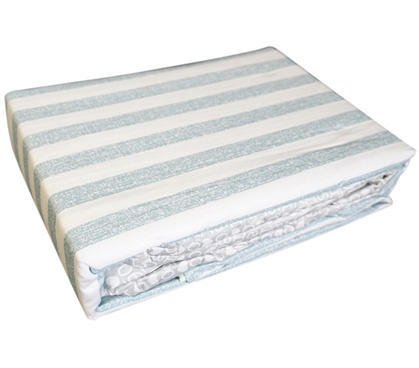 Old School Stripes Twin XL Sheet Set Dorm Bedding Twin XL Bedding