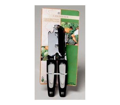Chrome Inset College Can Opener