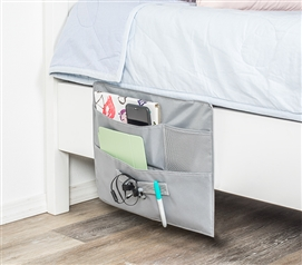 Bedside Caddy - Gray