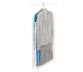 Clear Garment Cover