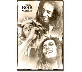 Great For Fans Of Bob - Bob Marley - Soulful Poster - College Wall Decorations