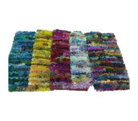 Hand-Woven Dorm Rug - Cotton Blend