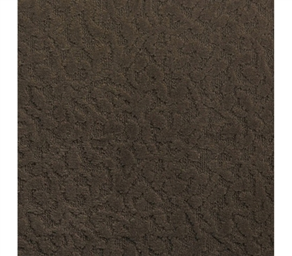 College Ivy Rug Chocolate
