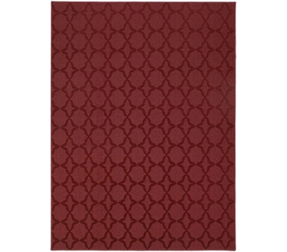 Red Sparta Rug