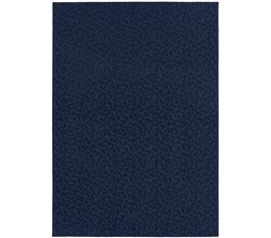 College Decorations For Cheap - College Ivy Rug - Navy Blue - Floor Decor For College Dorms