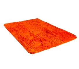 Cover Up Bland Floors - College Plush Rug - Comfy For Your Feet