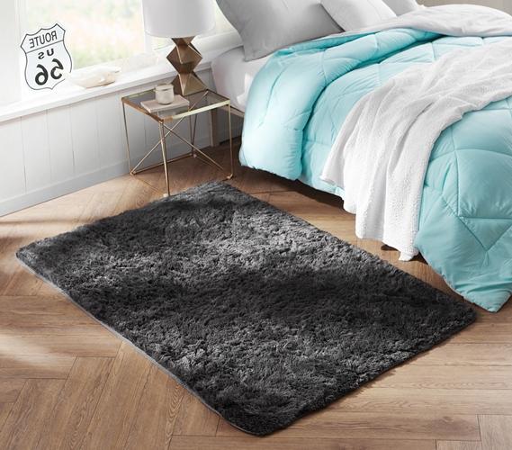 Perfect A Dorm Essential   College Plush Rug   Keep Feet Comfortable Part 25