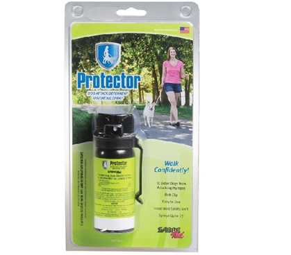 Protector Dog Spray with Belt Clip Dorm Essentials Must Have Dorm Items