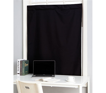 The Suction Cup Blackout Curtain - For Windows