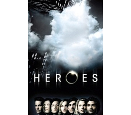 Heroes - Characters College Dorm Wall Poster super epic television series Heroes themed dorm room decoration poster