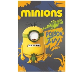 Minions - Poison Ivy Poster