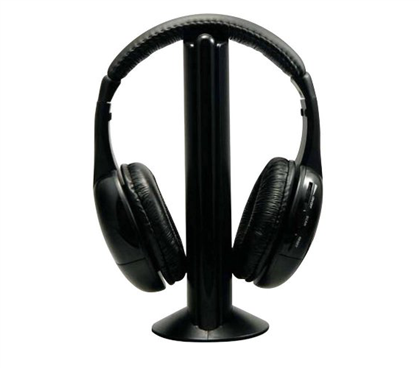Wireless Deluxe Headphones