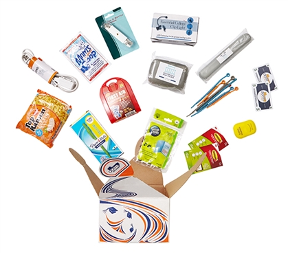 College Dorm Survival Kit - Gift Pack Essentials