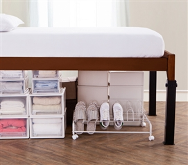 dorm space savers dorm room organizers dormco. Black Bedroom Furniture Sets. Home Design Ideas