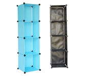 Snap Dorm Cubes - Tower Organizer