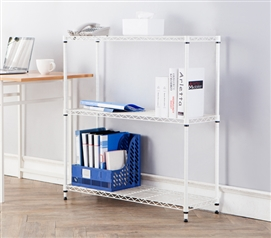 Suprima Shelving Room and Closet Organizer - White