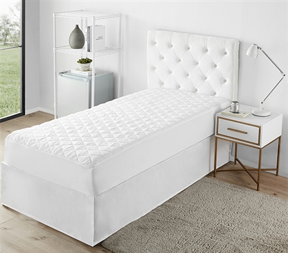 The Standard - Quilted Twin XL Mattress Pad