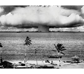 Atom Bomb College Dorm Room Wall Poster Decorate Your College Dorm Room