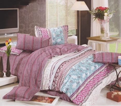 Orchid Ocean Twin XL Comforter Set Dorm Room Twin Bedding Part 81