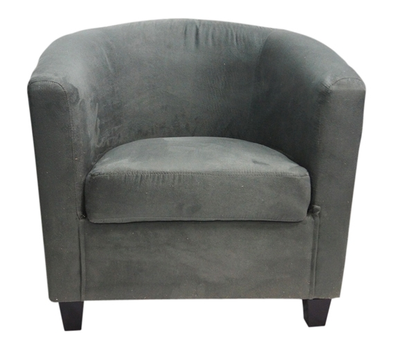 Product Reviews  sc 1 st  Dorm Co & The Contour College Chair - Charcoal Gray Soft Dorm Seating