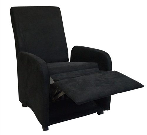 The College Recliner - Black  sc 1 st  Dorm Co & College Recliner - Black islam-shia.org