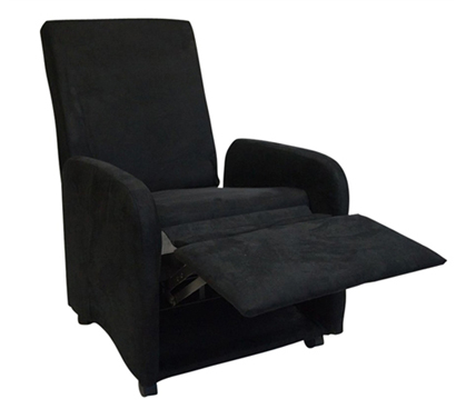 The College Recliner - Black