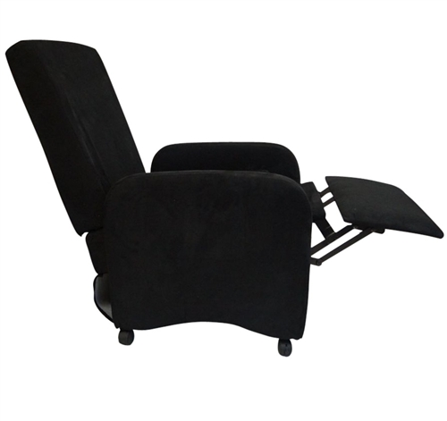 The College Recliner (Folds Compact) - Black  sc 1 st  Dorm Co & The College Recliner - Black islam-shia.org