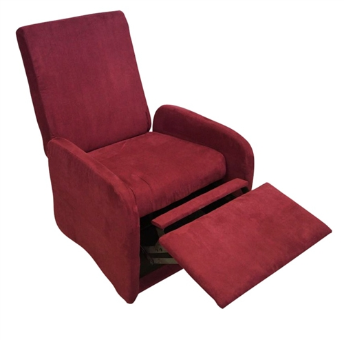 The College Recliner (Folds Compact) - Crimson  sc 1 st  Dorm Co & College Recliner - Crimson islam-shia.org