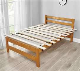 Yak About It The College Converter - Twin XL to Full XL Bed Frame