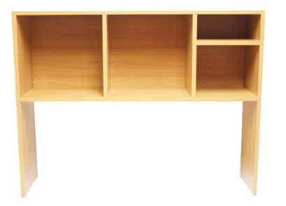 - The College Cube - Dorm Desk Bookshelf