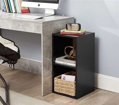Essential College Nightstand The College Cube Unique Dorm Room Storage Furniture