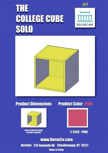 The College Cube Solo