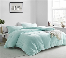 Coma Inducer Twin XL Comforter - Touchy Feely - Aruba