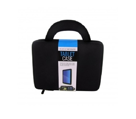 Tablet and Laptop Storage Case with Handles Dorm Essentials Must Have Dorm Items