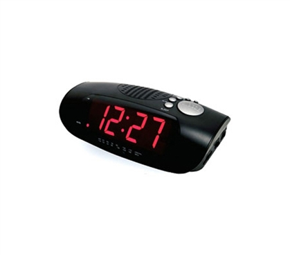 Useful For Getting To Class - USB Charging Alarm Clock - Needed Alarm For College