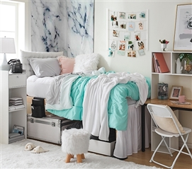 The 44 Piece College Dorm Essentials Set   Totally Complete   Includes  Essentials For College Part 41